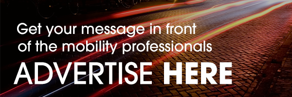 Get your message in front of mobility professionals. Advertise here >